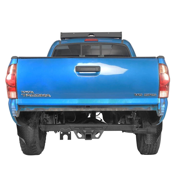 Hooke Road Receiver Hitch w/Square Receiver Opening(05-15 Toyota Tacoma Excluding X-Runner)