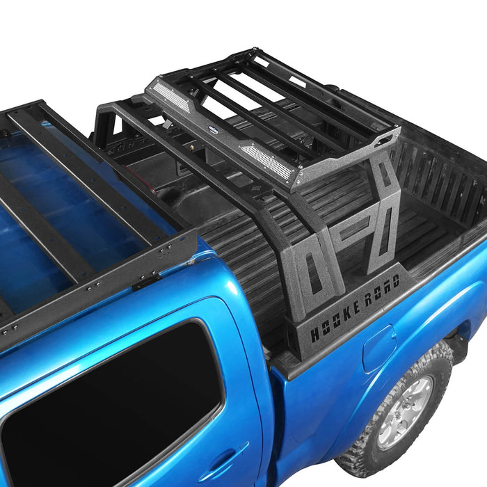 Hooke Road Tacoma Toyota Tacoma Roll Bar for Toyota Tacoma 2005-2019 BXG405 Toyota Tacoma Parts u-Box offroad 3