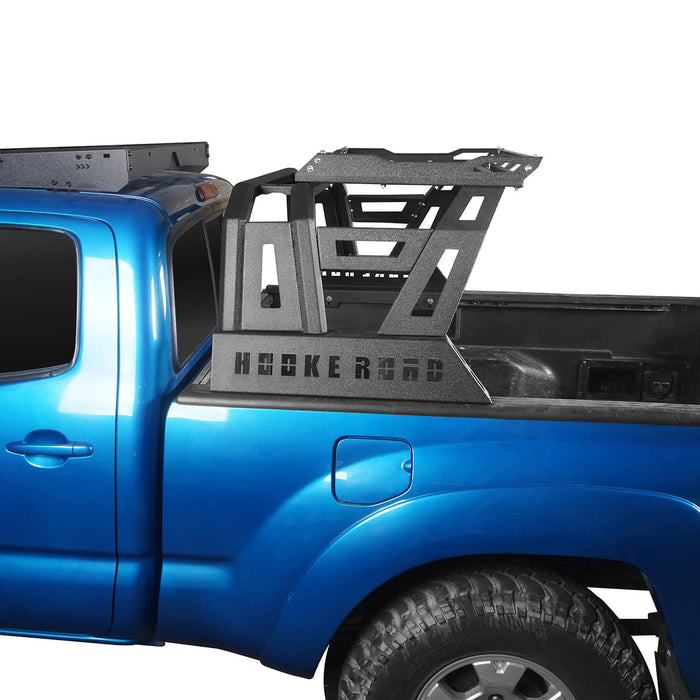 Hooke Road Tacoma Toyota Tacoma Roll Bar for Toyota Tacoma 2005-2019 BXG405 Toyota Tacoma Parts u-Box offroad 4