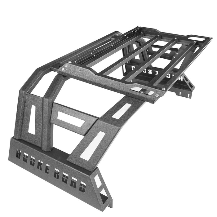 Hooke Road Tacoma Toyota Tacoma Roll Bar for Toyota Tacoma 2005-2019 BXG405 Toyota Tacoma Parts u-Box offroad 6