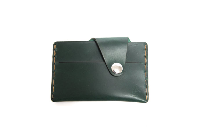 Highland Wallet |  Green