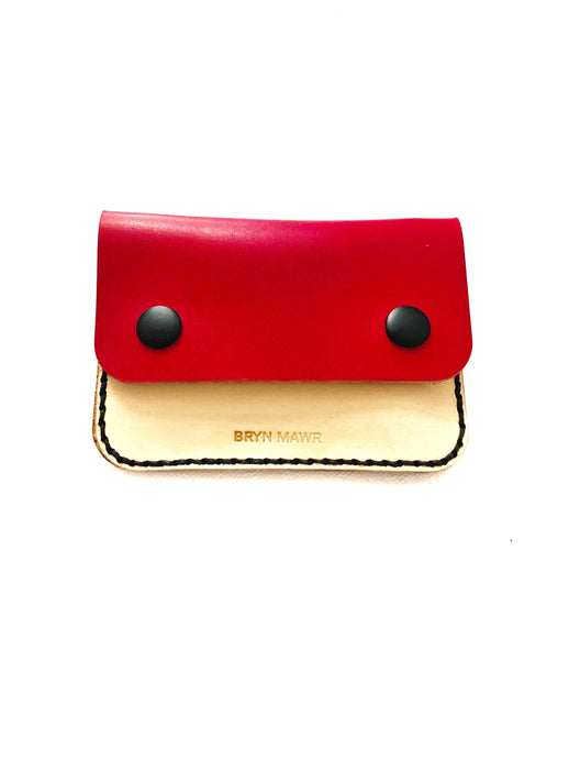 Laurel Wallet | Cherry