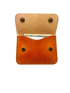Laurel Wallet | Brownish