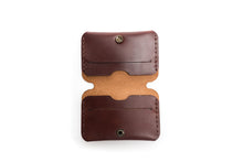 Load image into Gallery viewer, Edgewood Wallet | Dark Brown