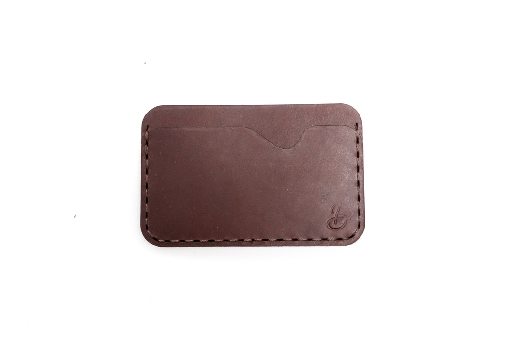 Volt Wallet | Dark Brown