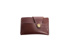 Highland Wallet | Dark Brown