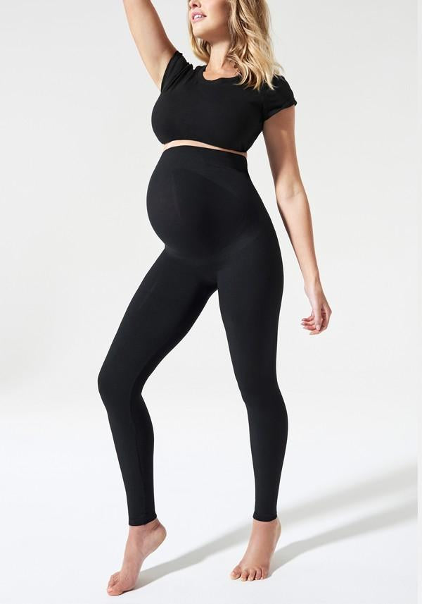 BLANQI® Everyday™ Belly Support Leggings - Black