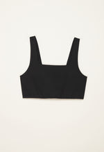 Black Tommy Bra