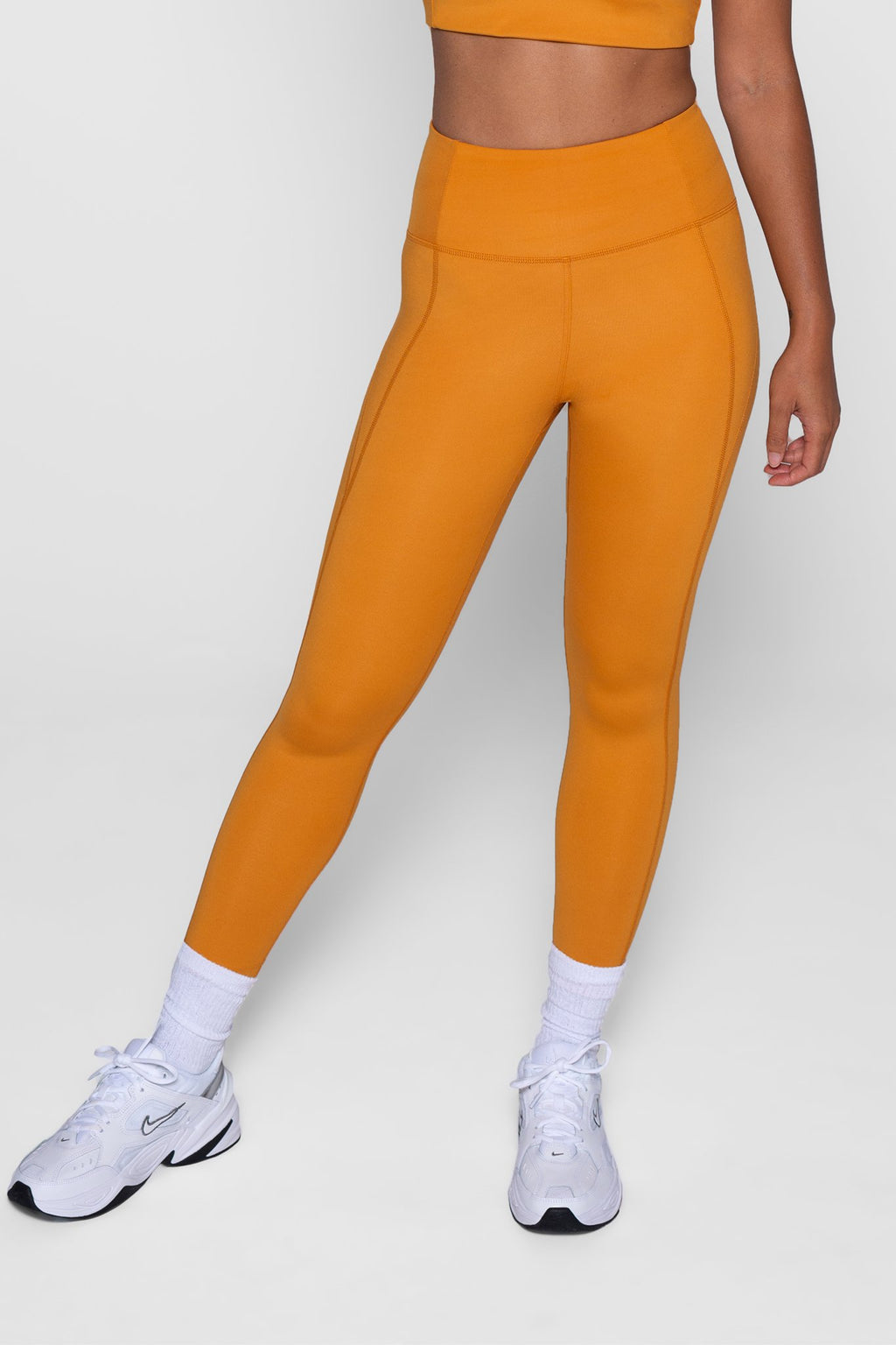 Honey High-Rise Compressive Legging