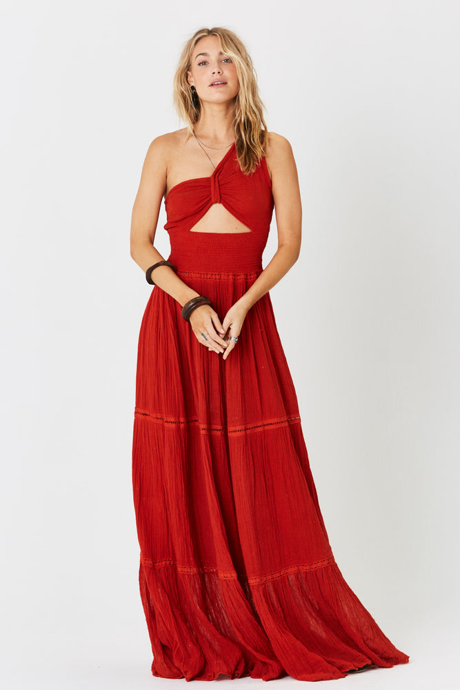 Load image into Gallery viewer, Iberian Maxi Dress