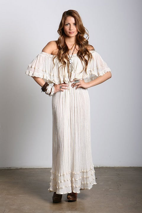 Senorita Bonita Maxi Dress