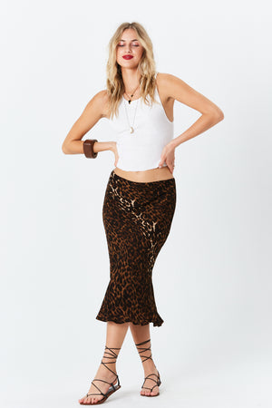 Load image into Gallery viewer, Aleja Slip Skirt
