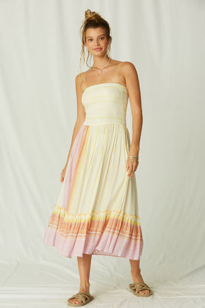 Load image into Gallery viewer, Carnaval Lia Maxi Skirt