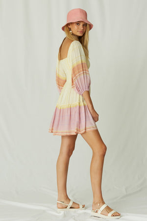 Coastline Mini Dress