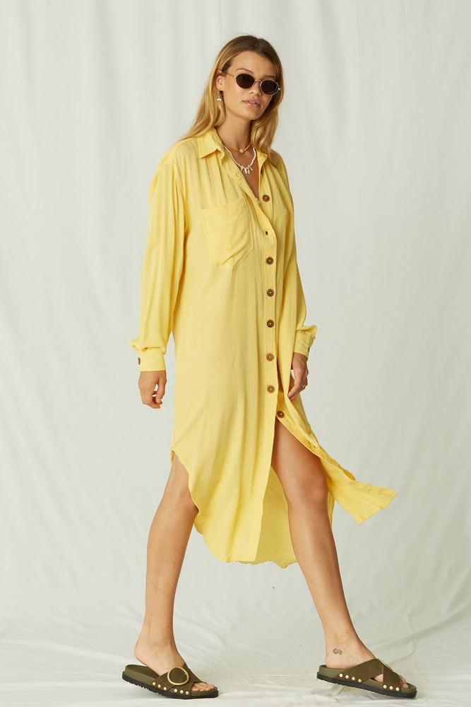 Load image into Gallery viewer, Ipanema Shirt Dress