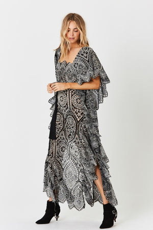 Load image into Gallery viewer, La Sagrada Kaftan