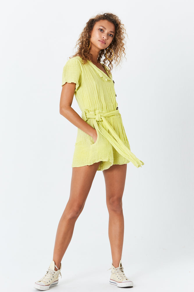Lakeside Romper