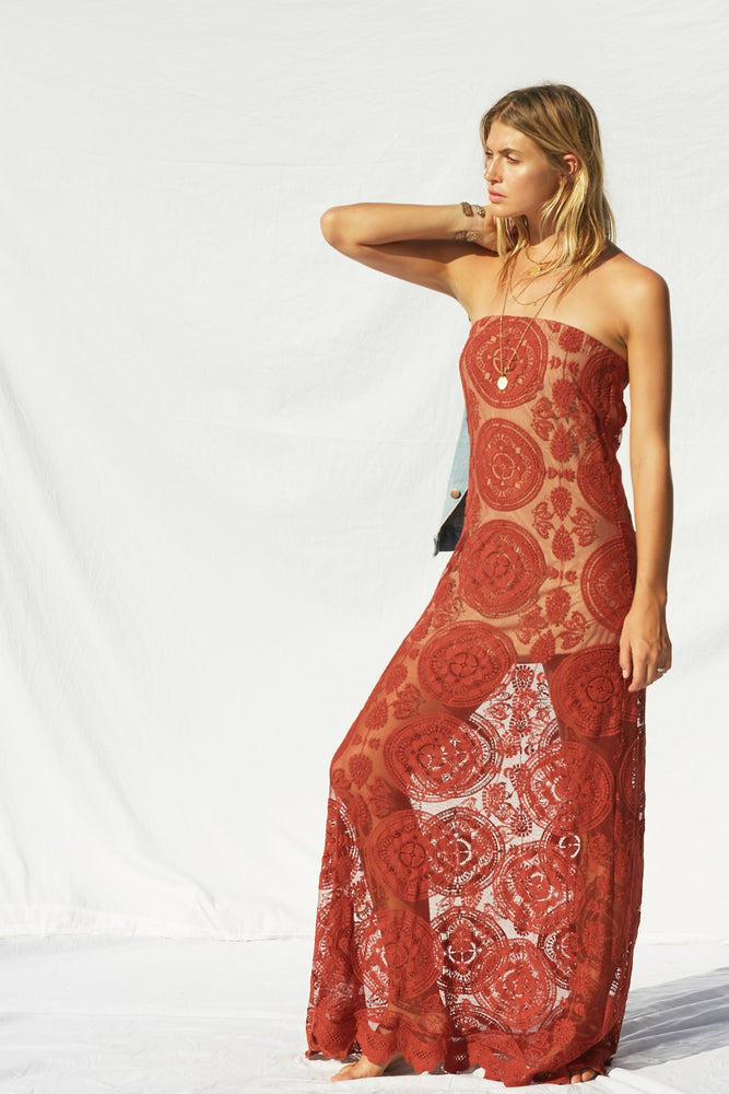 Load image into Gallery viewer, Saba Maxi Dress