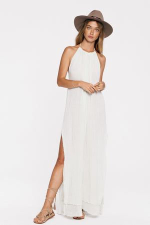 Tassel Margarita Maxi Dress