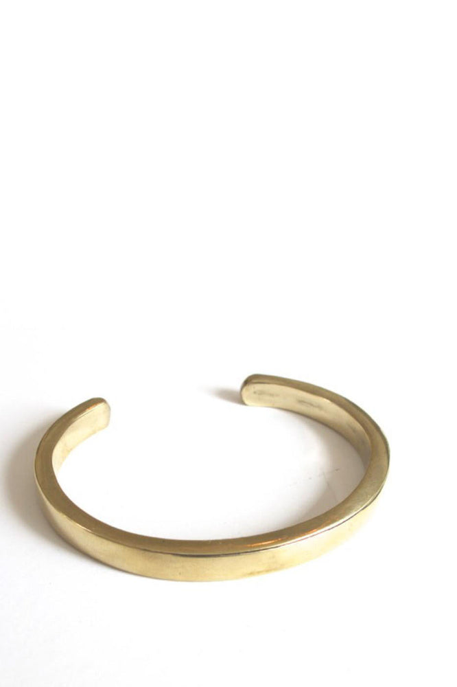Load image into Gallery viewer, Marisa Mason Men's Desert Brass Cuff