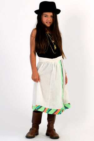 Little Fiesta Spinner Skirt