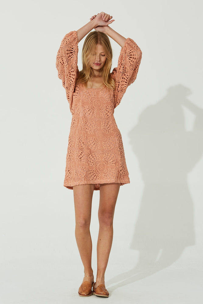 Ceylon Mini Dress