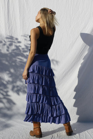Load image into Gallery viewer, Coeur D'Alene Maxi Skirt