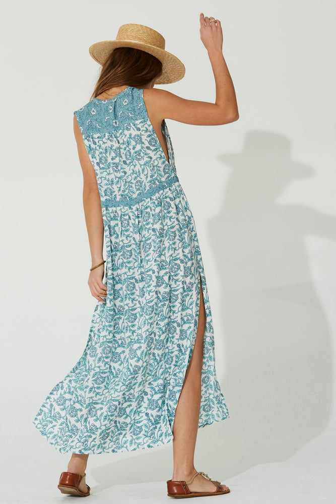 Load image into Gallery viewer, Colombo Maxi Dress