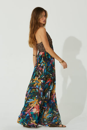 Load image into Gallery viewer, Combo Relic Maxi Dress