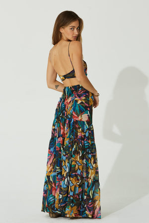 Load image into Gallery viewer, Danara Maxi Skirt