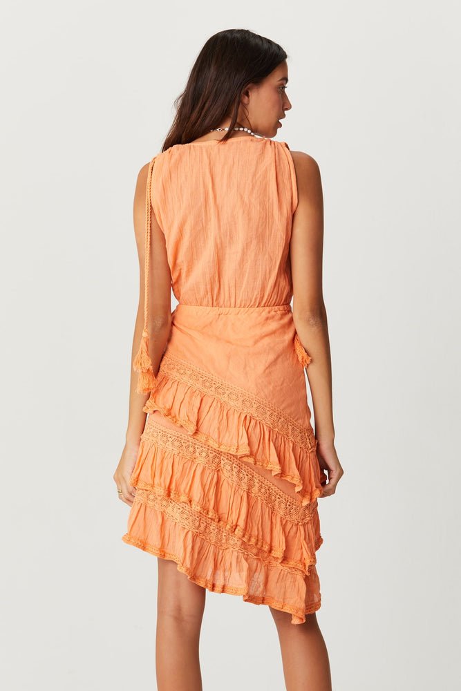 Illeana Ruffle Dress