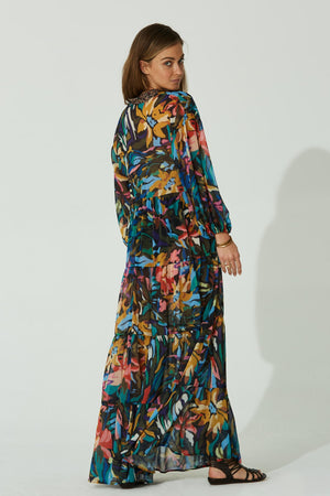 Load image into Gallery viewer, Laksala Maxi Dress