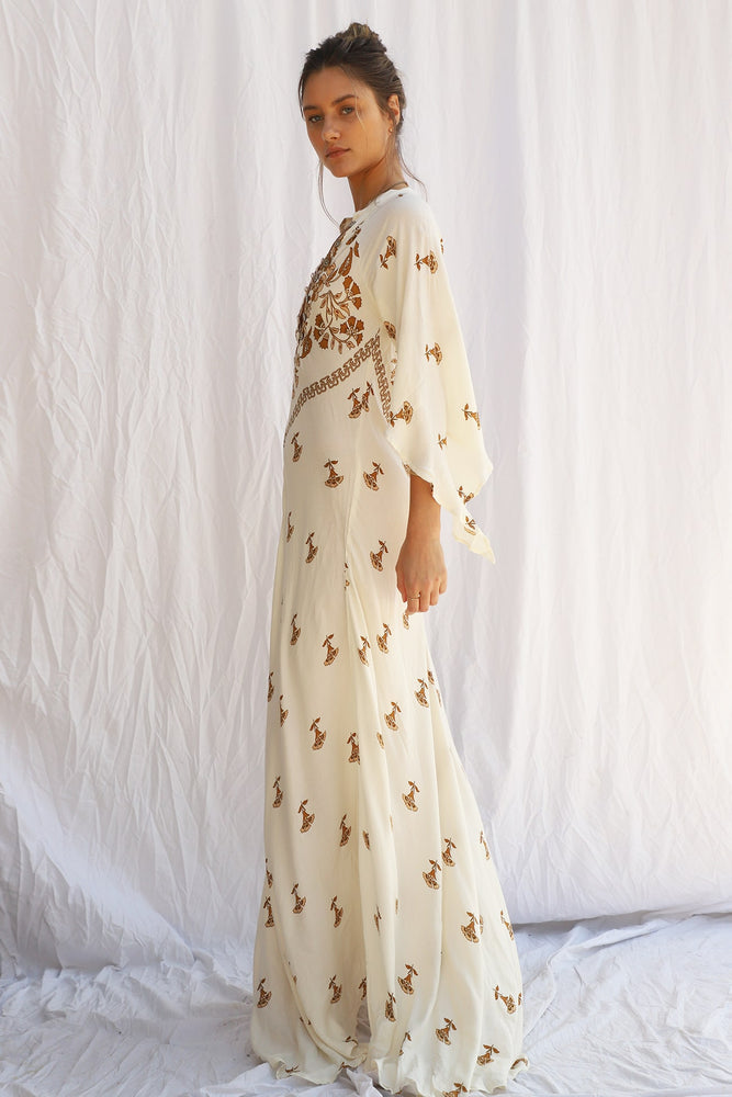 Laurel Canyon Hyacinth Gown