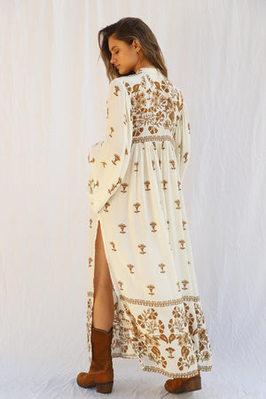Load image into Gallery viewer, Laurel Canyon Medallin Dress