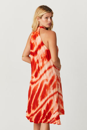 Load image into Gallery viewer, Tie Dye Manchuria Dress