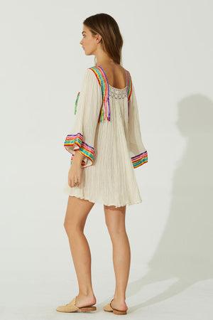 Load image into Gallery viewer, Rainbow Janis Tunic