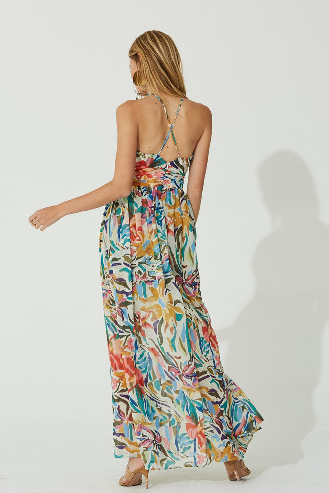 Load image into Gallery viewer, Relic Maxi Dress