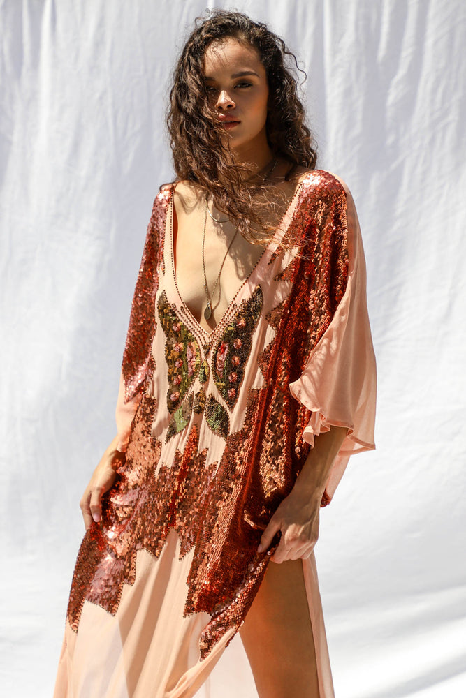 Load image into Gallery viewer, Ritual Queen Kaftan