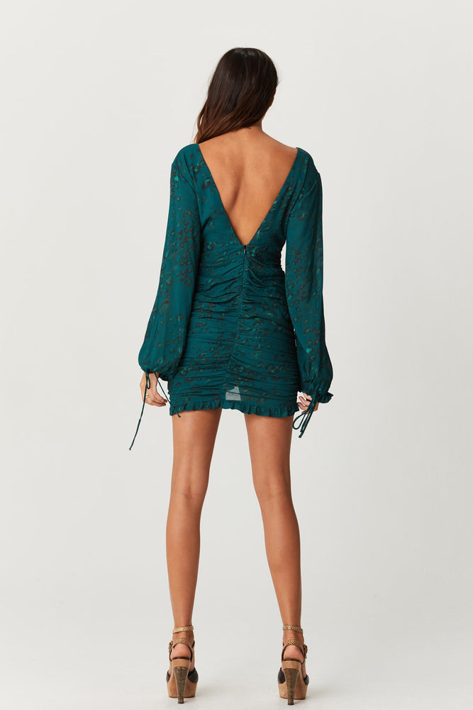 Rainforest Mini Dress