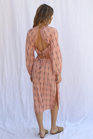 Ikat Sacred Sands Dress