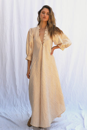 Saloon Maxi Dress
