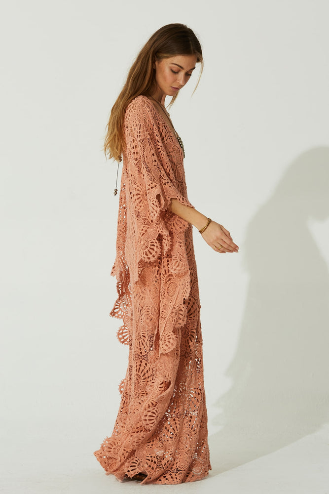 Load image into Gallery viewer, Seychelles Mykonos Kaftan