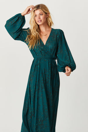 Tamarin Wrap Dress