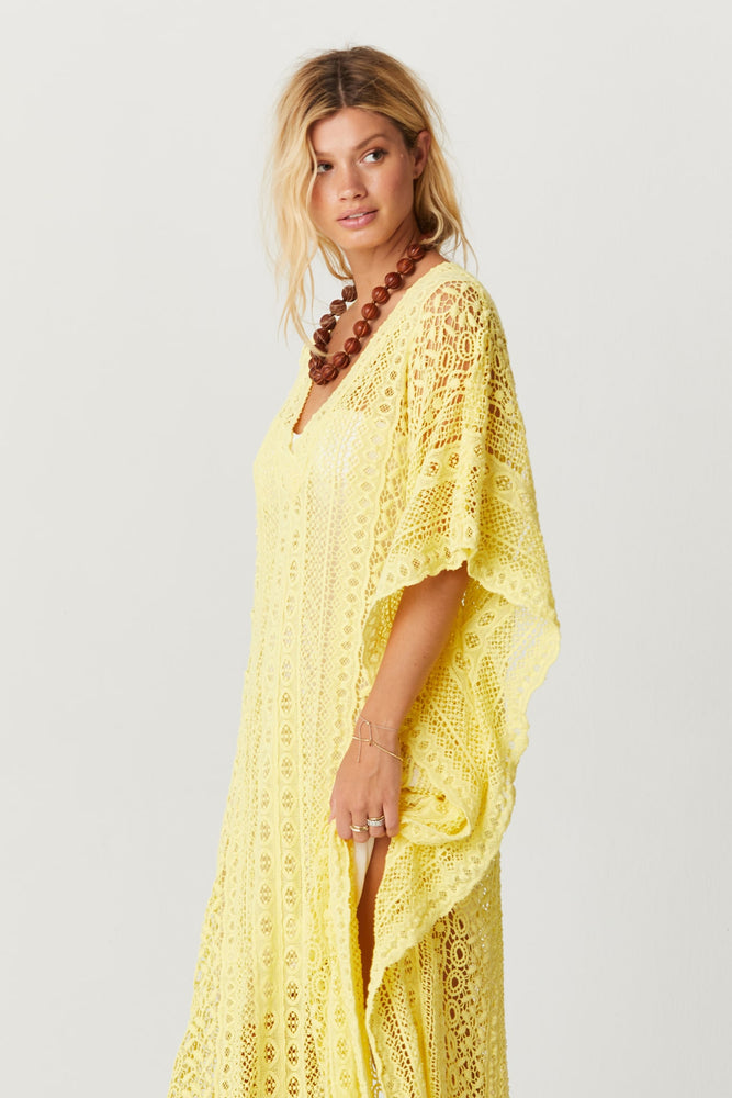 Load image into Gallery viewer, Tropics Mykonos Kaftan