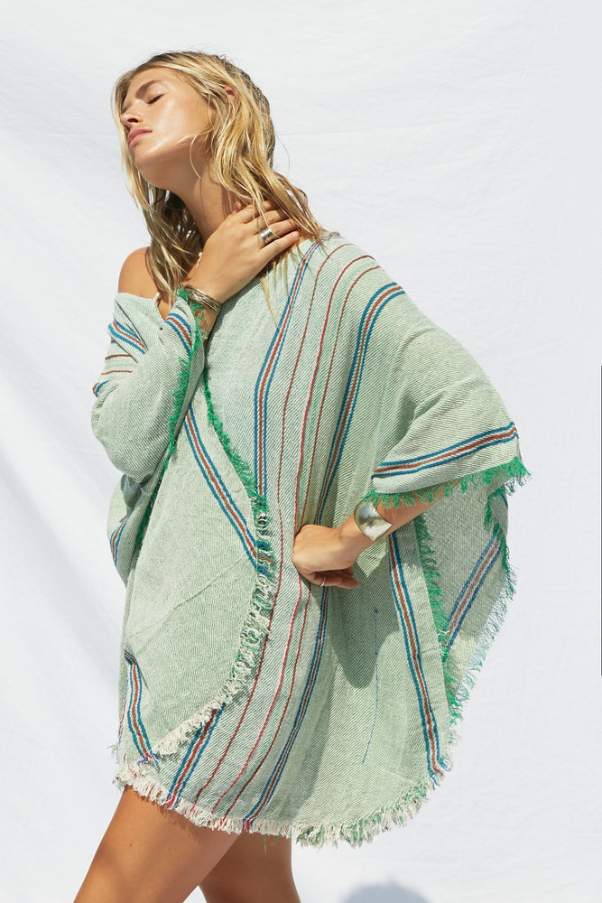 Load image into Gallery viewer, Baja Beach Bum Kaftan