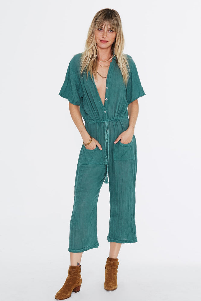 Load image into Gallery viewer, Basil Jumpsuit