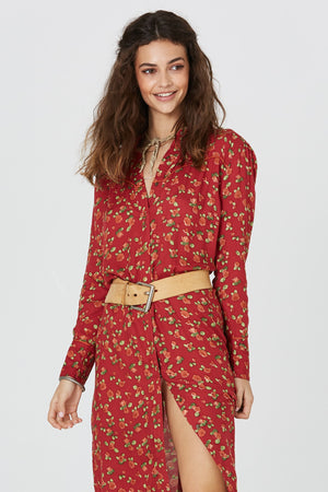 Blaise Shirt Dress