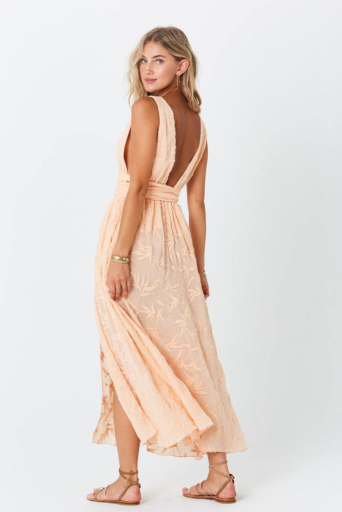 Load image into Gallery viewer, Bourbon Maxi Dress