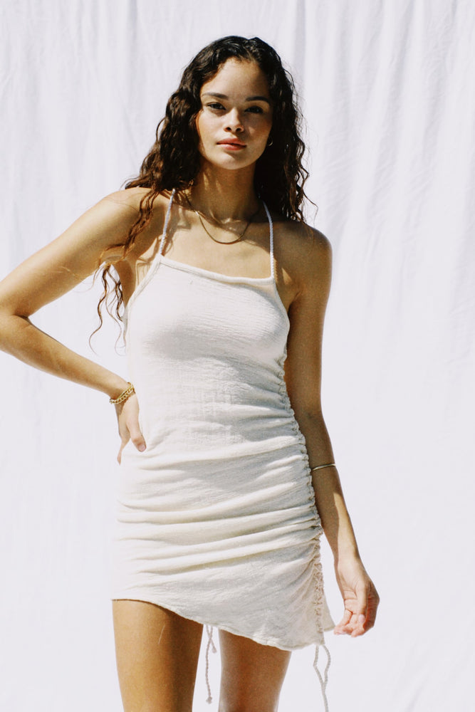 Load image into Gallery viewer, Crossings Mini Dress