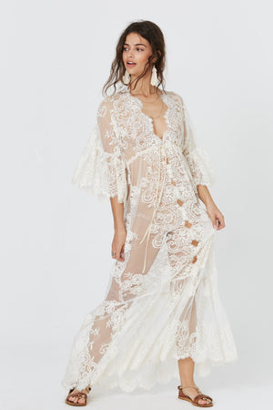 Whitesand Ethereal Lace